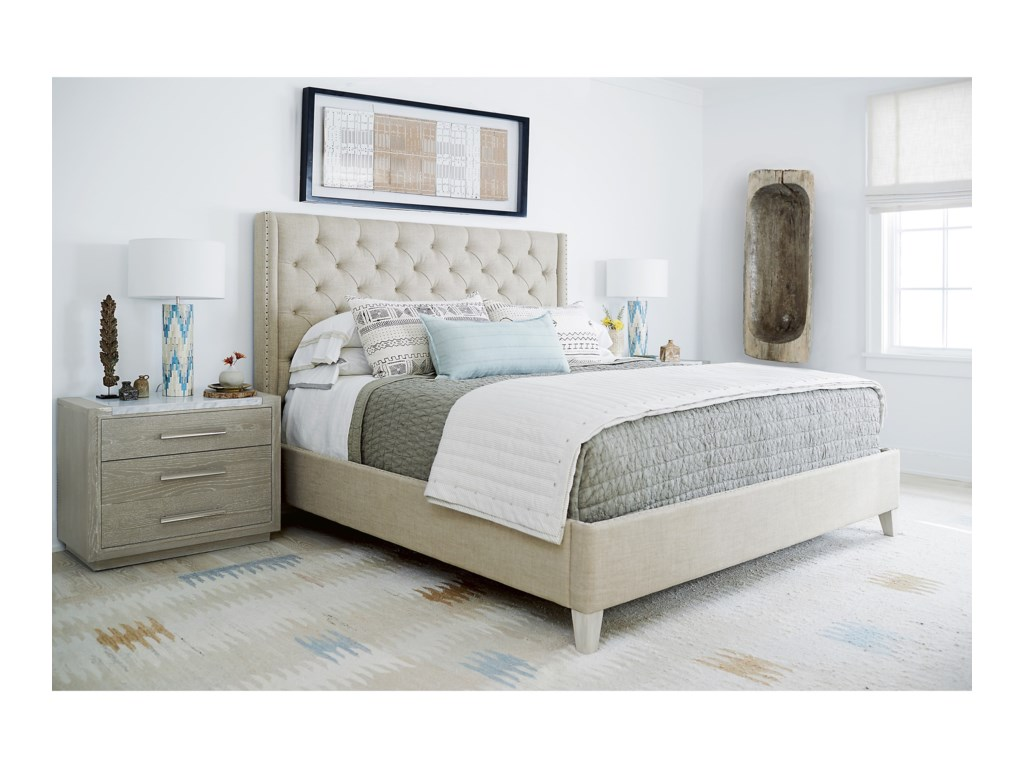 OCONNOR DESIGNS ZephyrQueen Bedroom Group