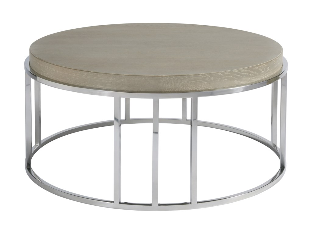 Universal ZephyrRound Cocktail Table