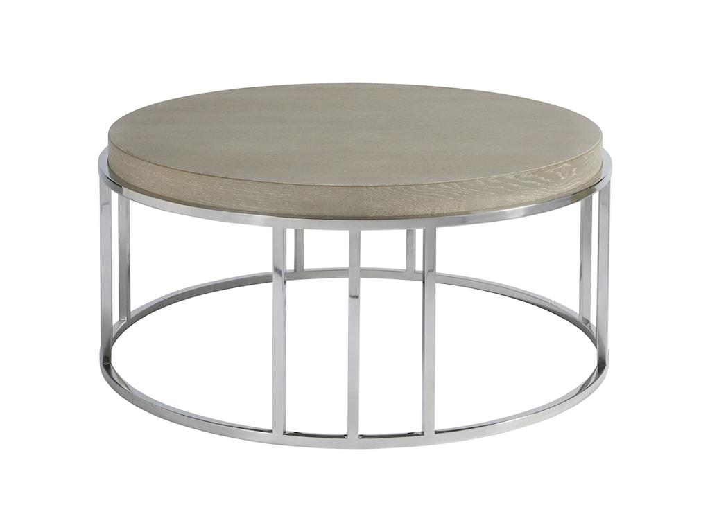OCONNOR DESIGNS ZephyrRound Cocktail Table