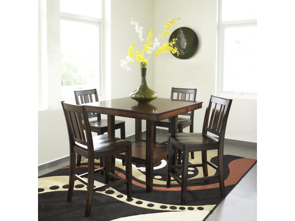 Urban Styles Crescent5 pc Dining Set