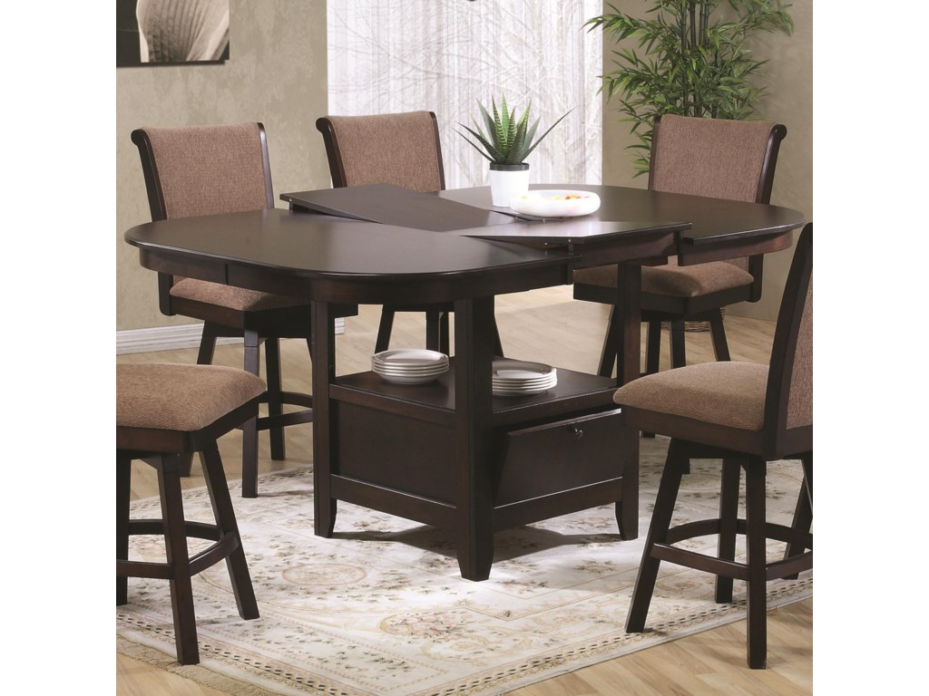 U.S. Furniture Inc 2241/2242Dining Table