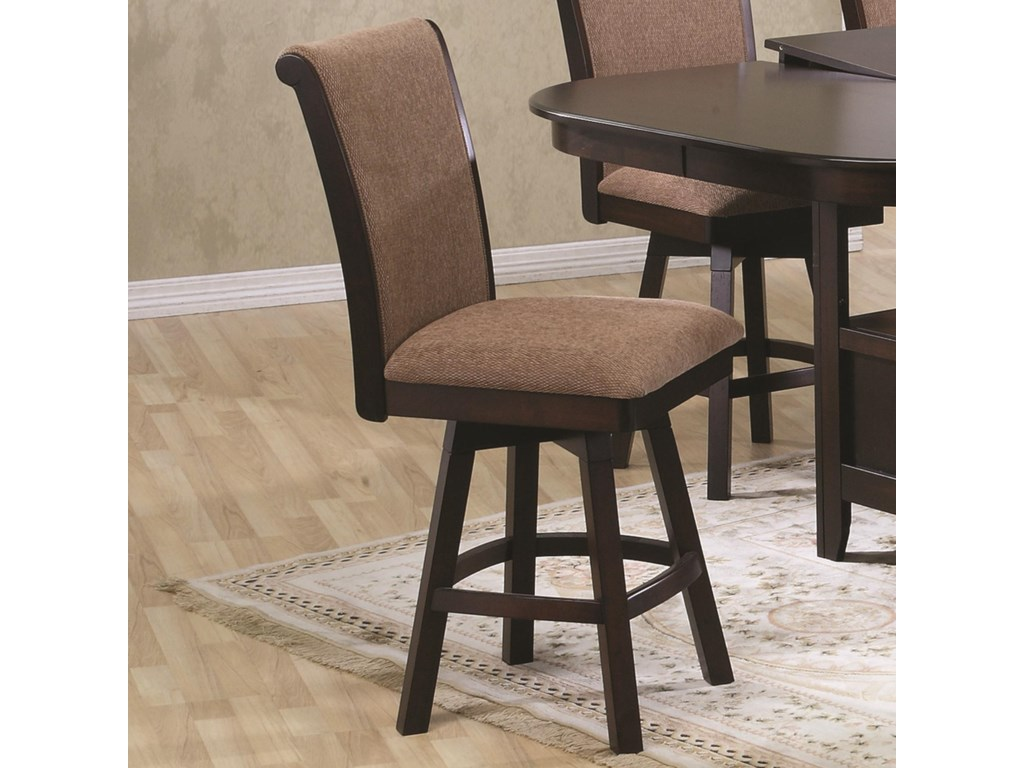 U.S. Furniture Inc 2241/2242Pub Height Dining Chair