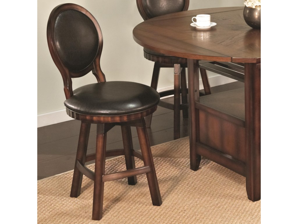 U.S. Furniture Inc 2251/2252Round Back Dining Side Chair