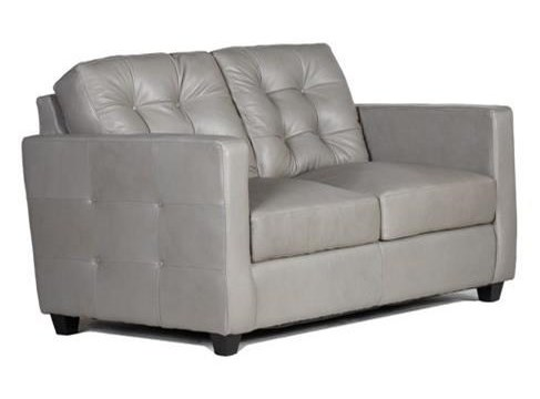 USA Premium Leather 1160100% Leather Loveseat