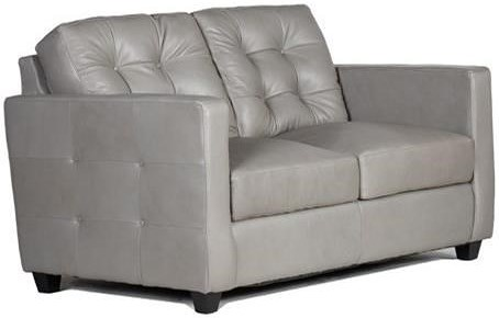 USA Premium Leather 1160 100% Leather Loveseat