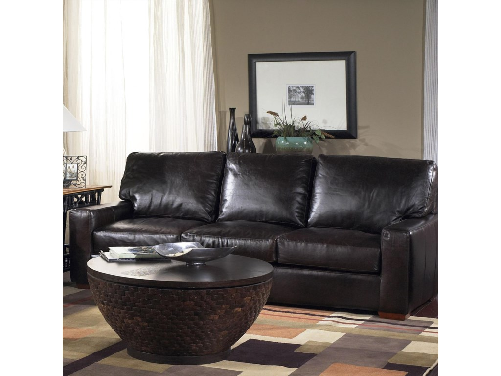 USA Premium Leather 2655Sofa