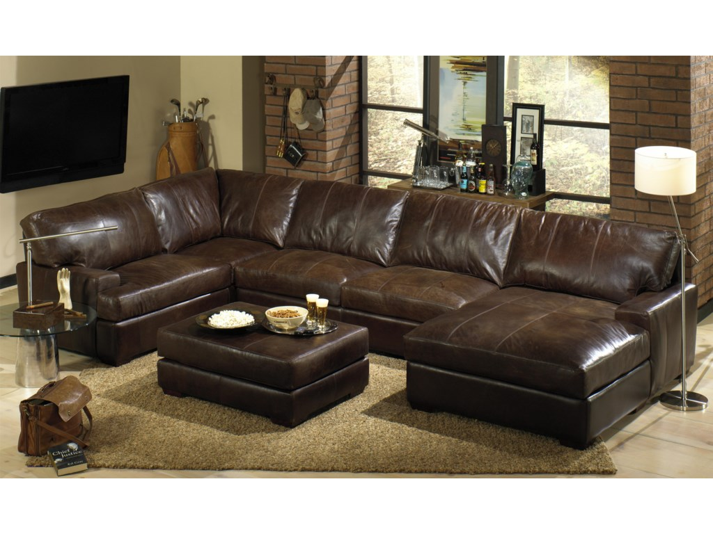 sectional room is sh product bevera living leather chaise natuzzi editions fully by