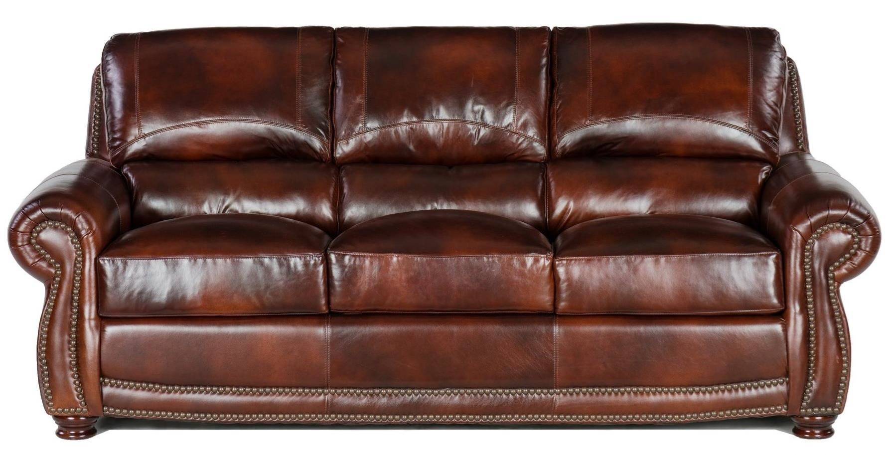 USA Premium Leather 4650Sofa ...