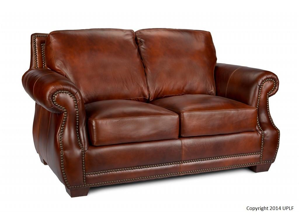 USA Premium Leather 5751Loveseat
