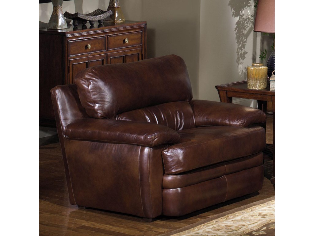 USA Premium Leather 5855Chair