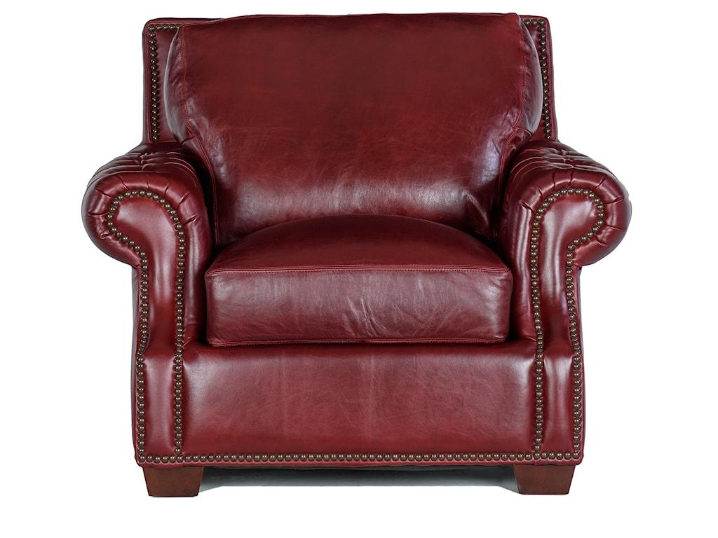 USA Premium Leather 7655Chair