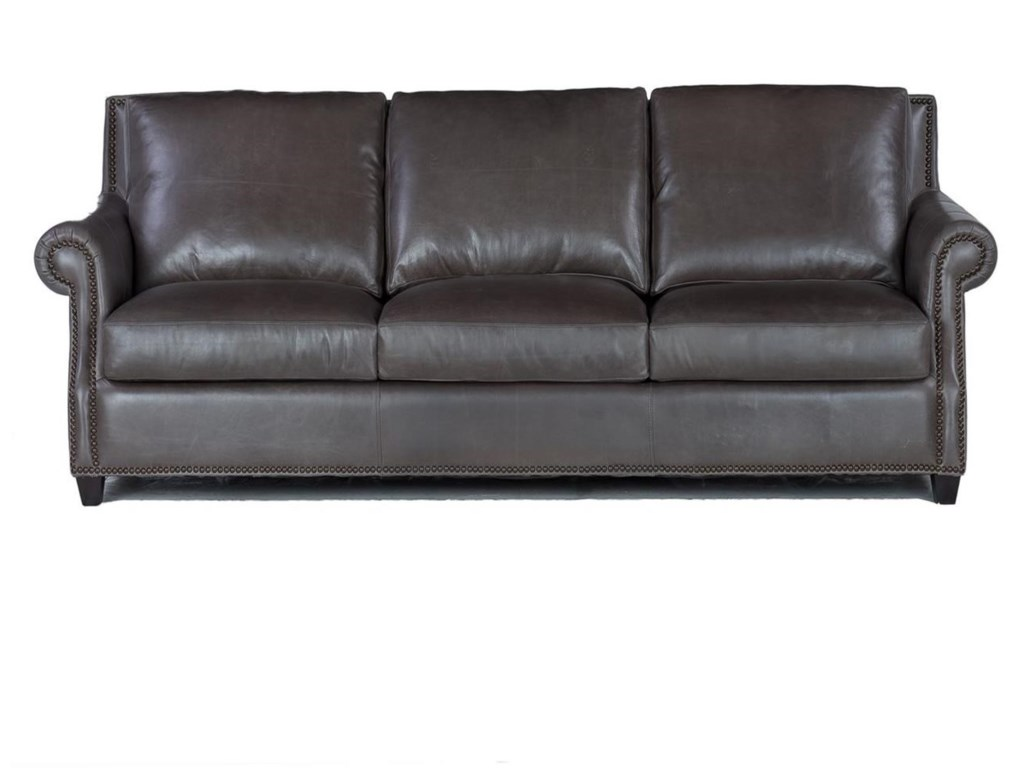 Usa Premium Leather 8655leather Sofa