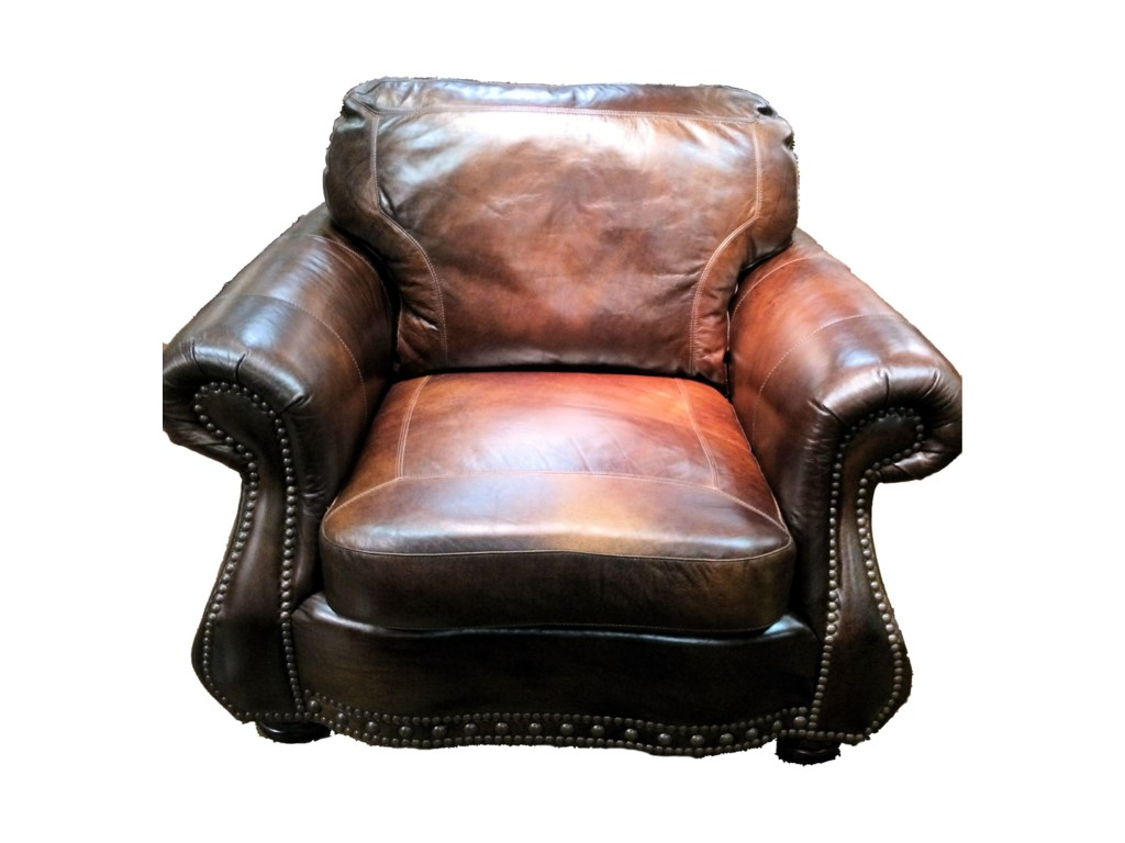 USA Premium Leather 8755Chair