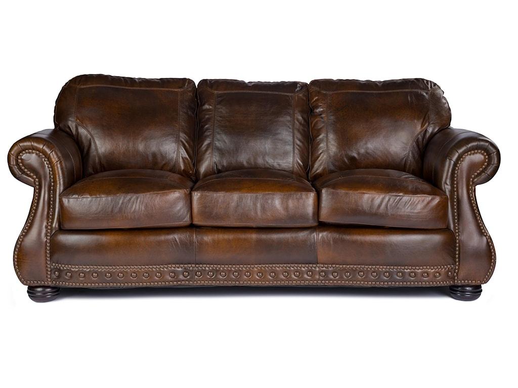 USA Premium Leather 8755Sofa