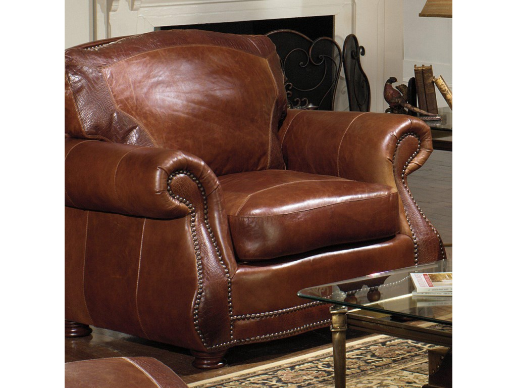 USA Premium Leather 9055Chair
