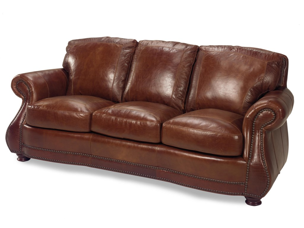 USA Premium Leather 9055Sofa