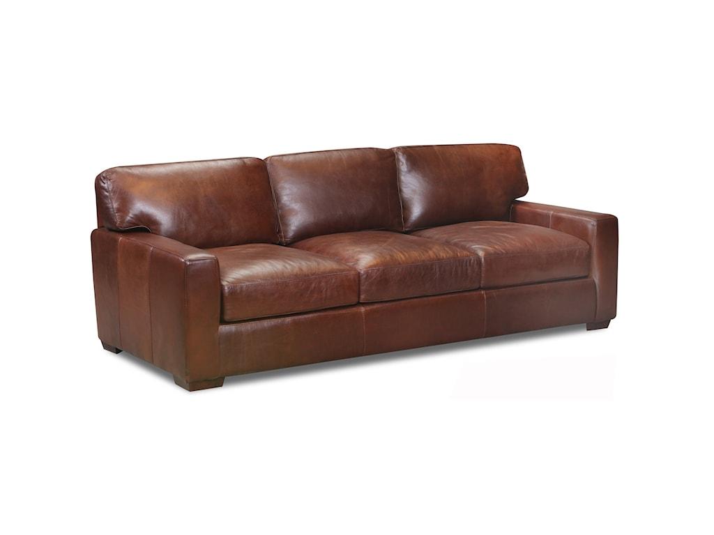 USA Premium Leather 9240Top Grain Leather Sofa