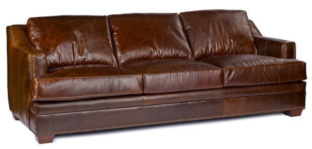 USA Premium Leather WindsorSofa