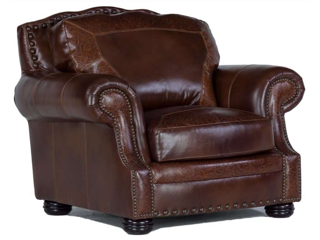 USA Premium Leather 9750Chair
