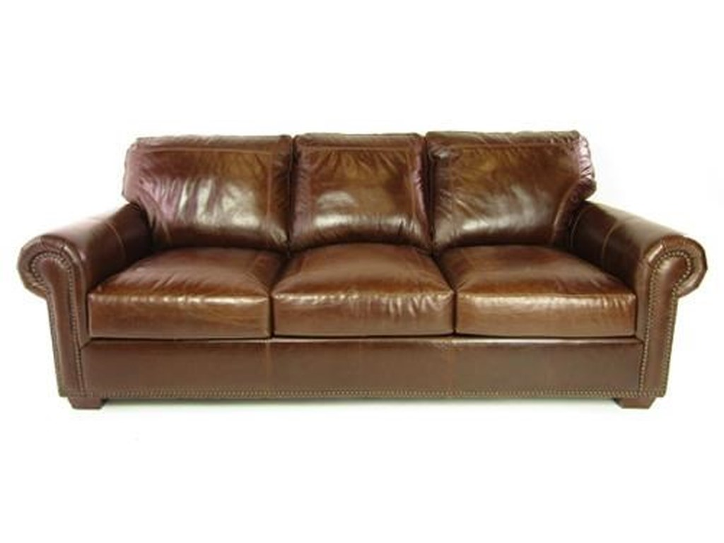 NORTH AMERICAN LEATHER North American Leather CollectionLeather Sofa