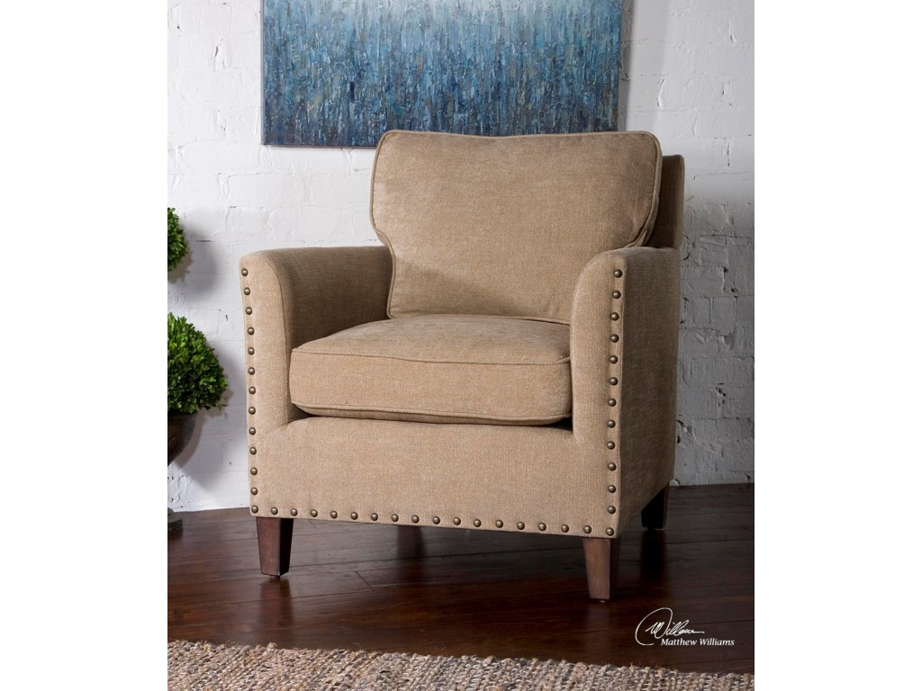 Uttermost Accent Furniture - Accent ChairsKeturah Armchair