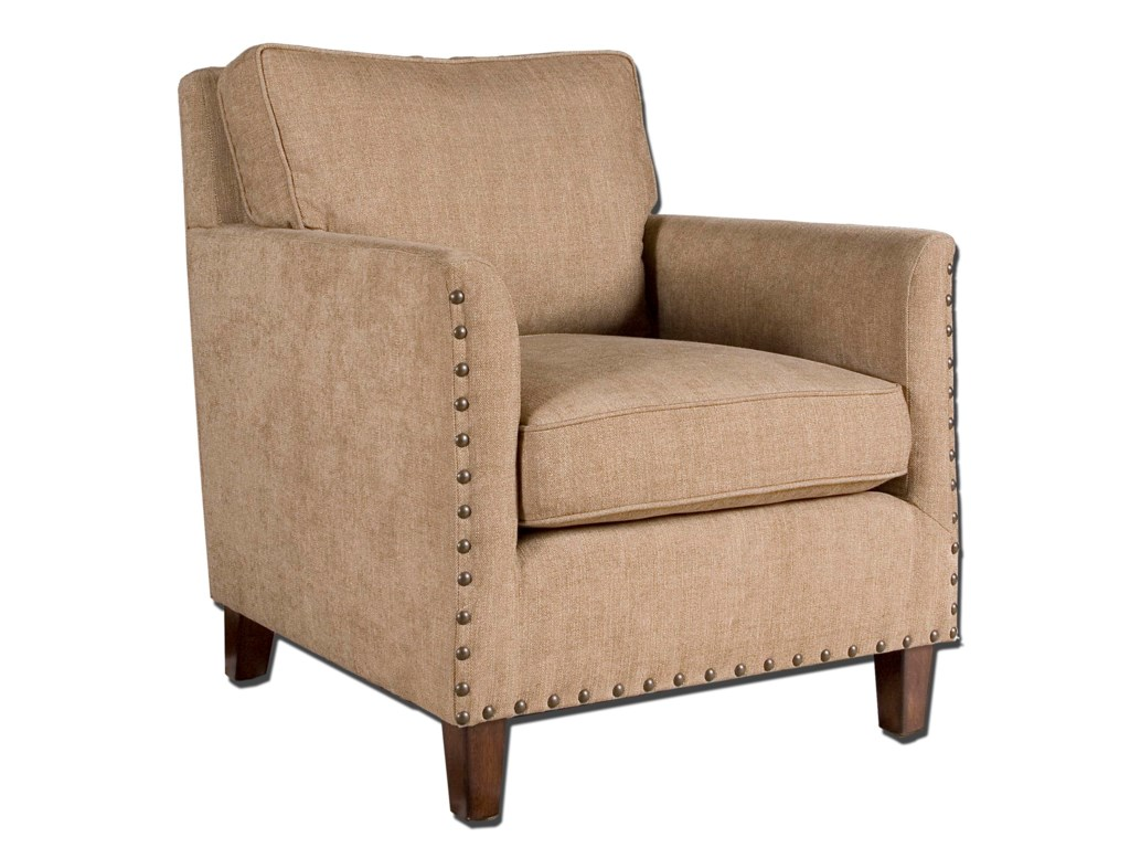 Uttermost Accent Furniture Accent Chairs 23066 Keturah Vintage