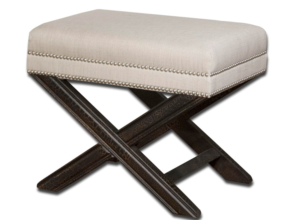 Uttermost Accent Furniture - BenchesViera Small Bench