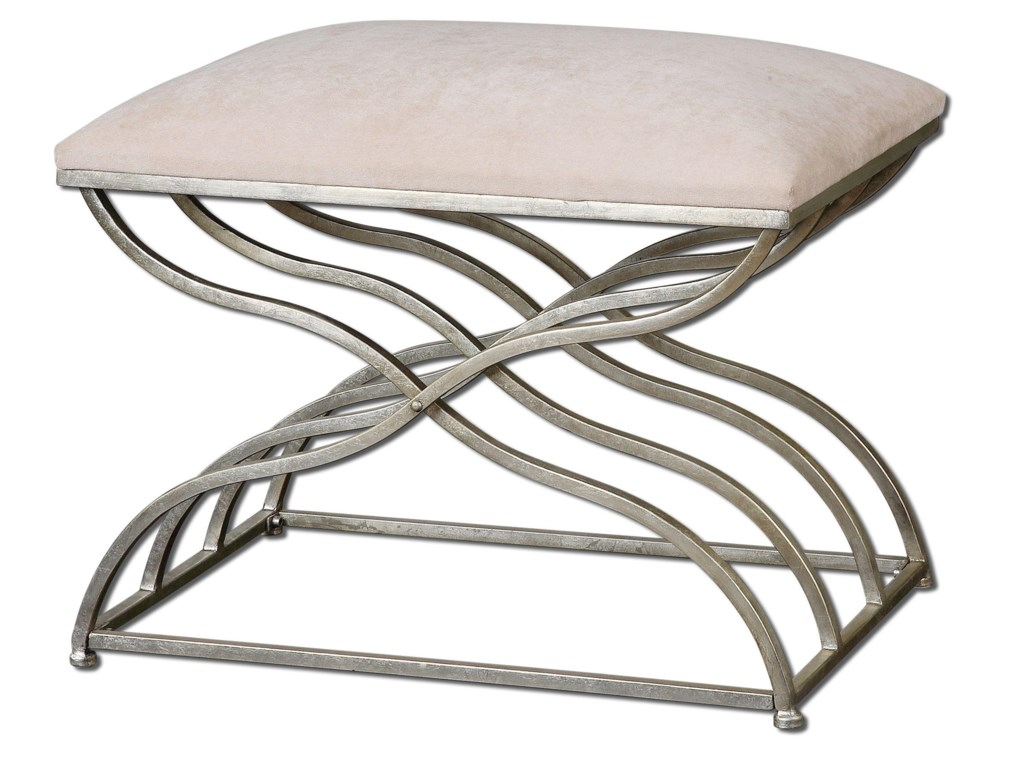 Uttermost Accent FurnitureShea Small Bench