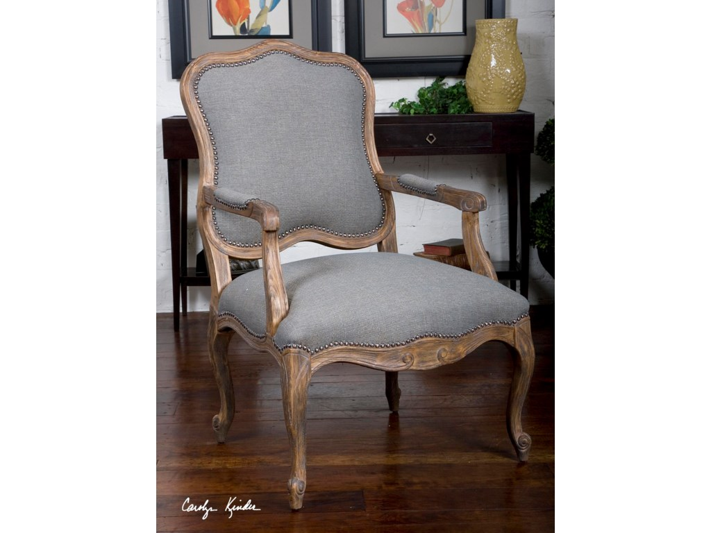 Uttermost Accent FurnitureWilla Armchair