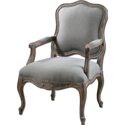 Uttermost Accent Furniture Willa Armchair