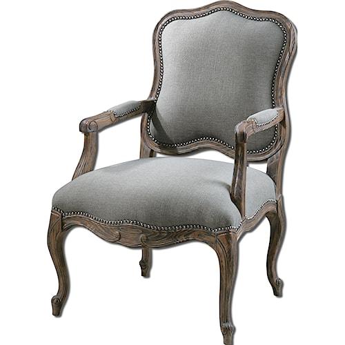 Uttermost Accent Furniture Willa Armchair