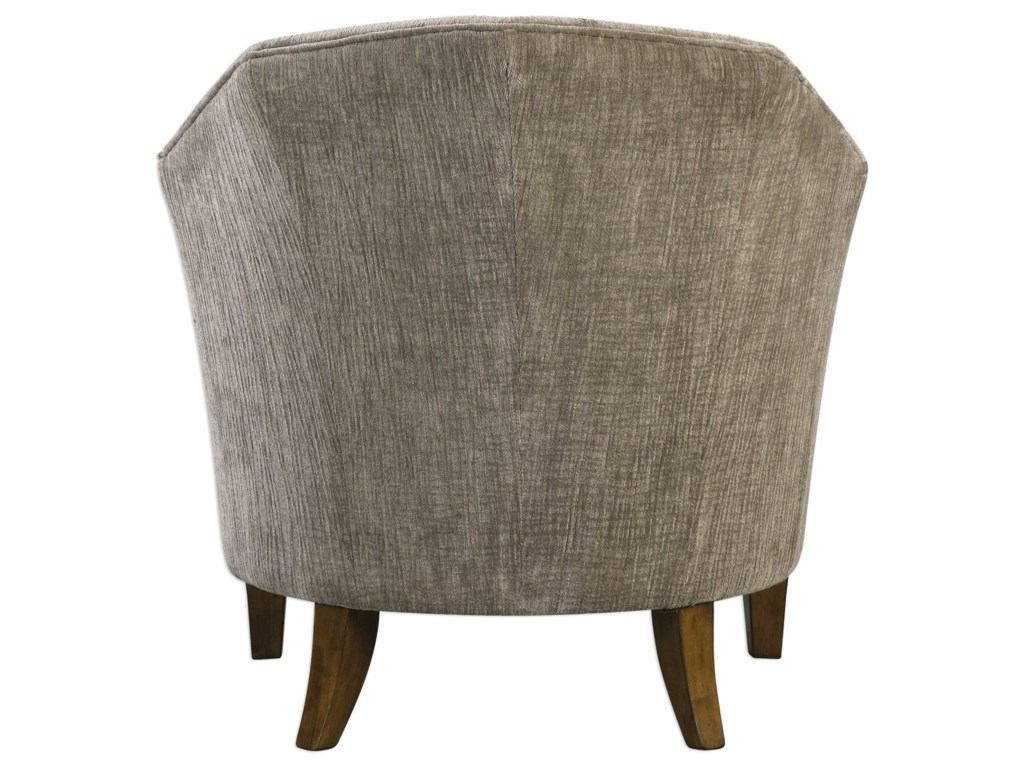 Uttermost Accent FurnitureLuca Fabric Accent Chair