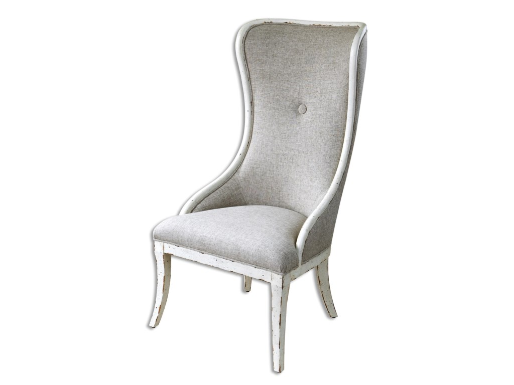 Uttermost Accent FurnitureSelam Aged Wing Chair