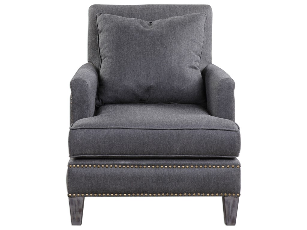 Uttermost Accent Furniture - Accent ChairsConnolly Armchair