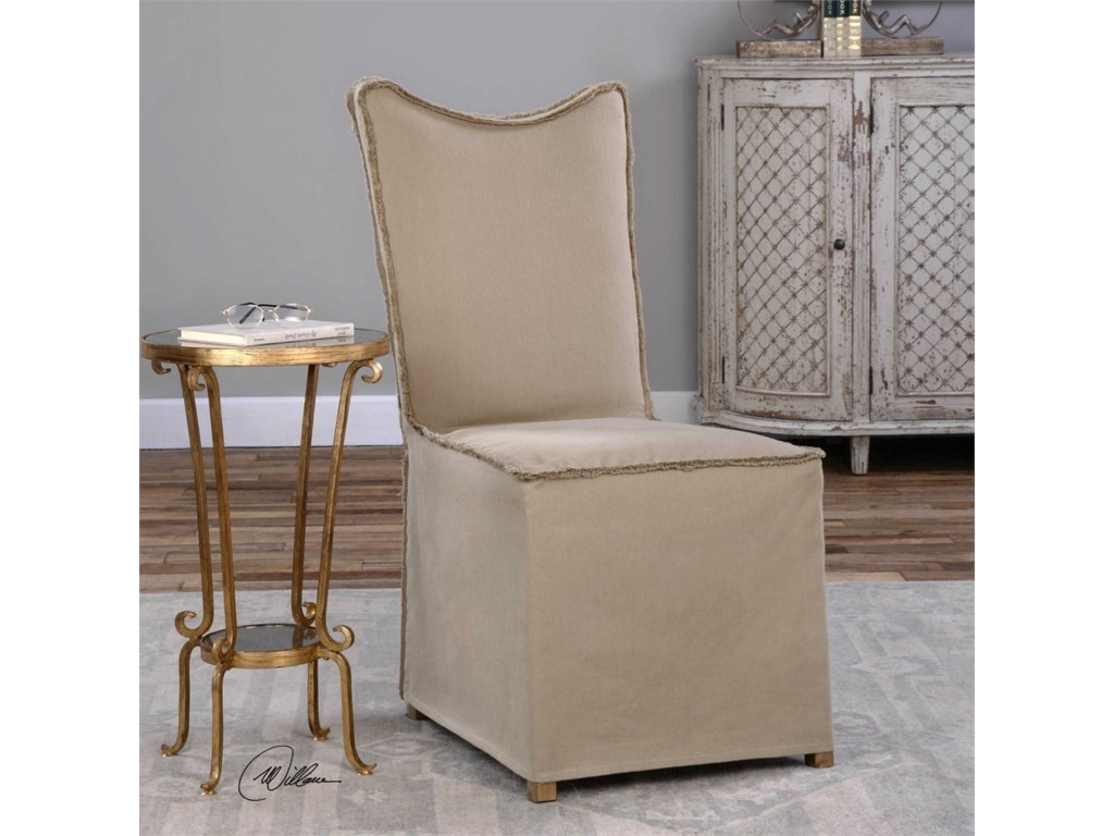Uttermost Accent FurnitureArmless Chair