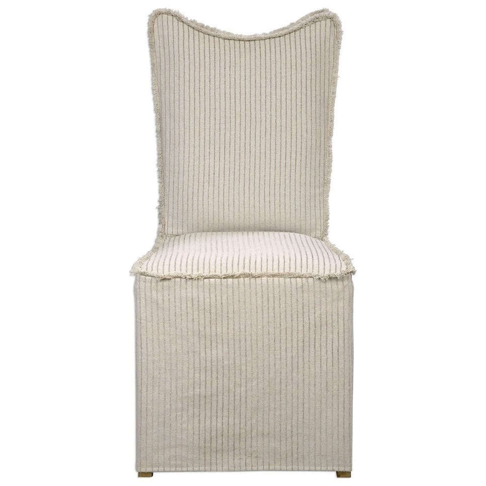Uttermost Accent FurnitureArmless Chair ...