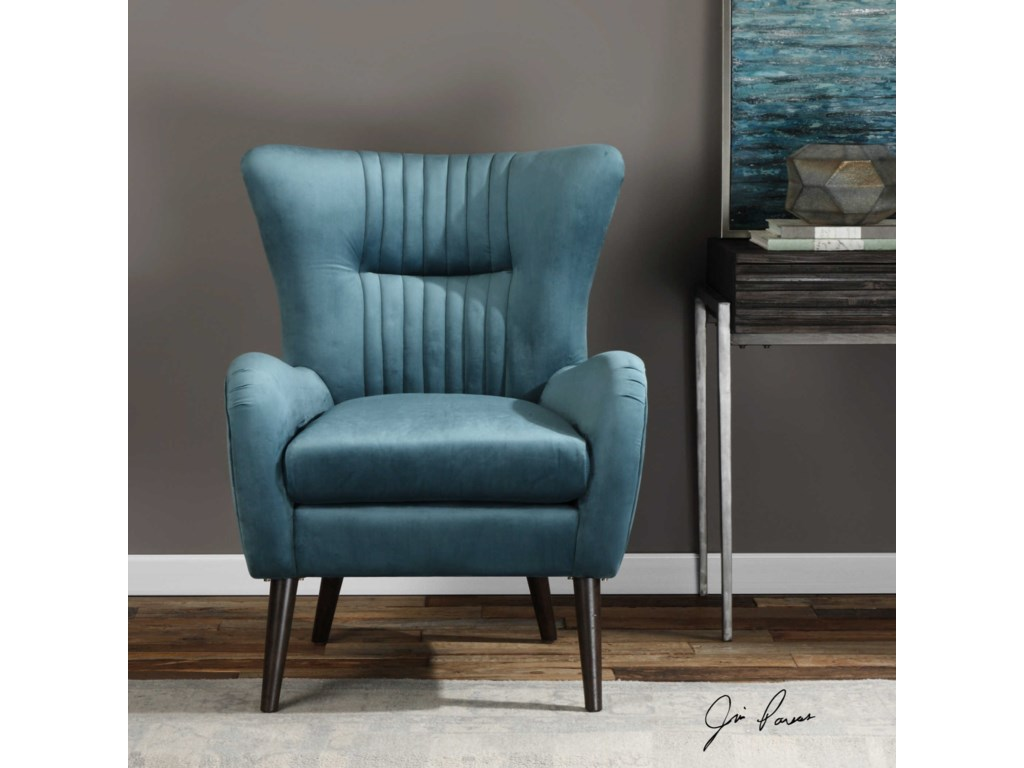 Uttermost Accent FurnitureDax Mid-Century Accent Chair