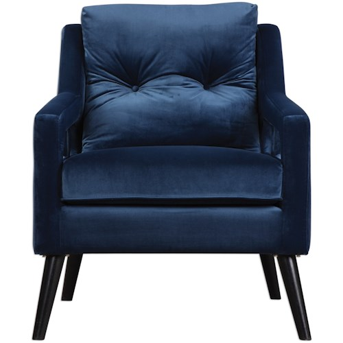 Uttermost Accent Furniture O'Brien Armchair