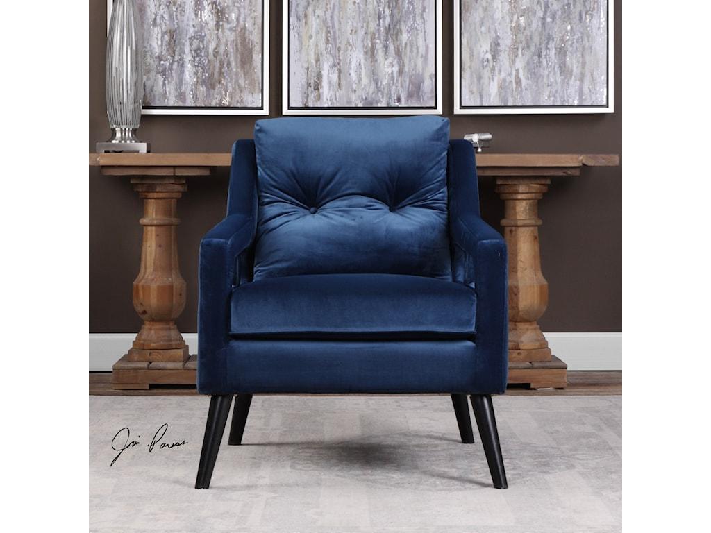 Uttermost Accent FurnitureO'Brien Armchair