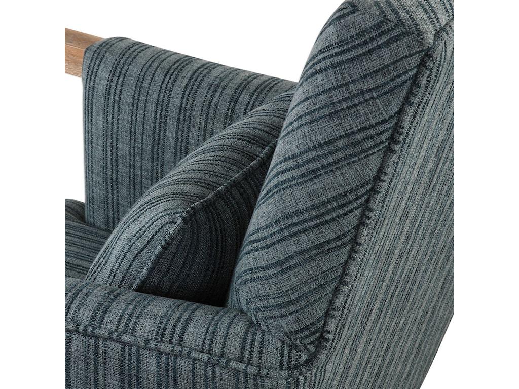 Uttermost Accent FurnitureSeamore Pattern Armchair
