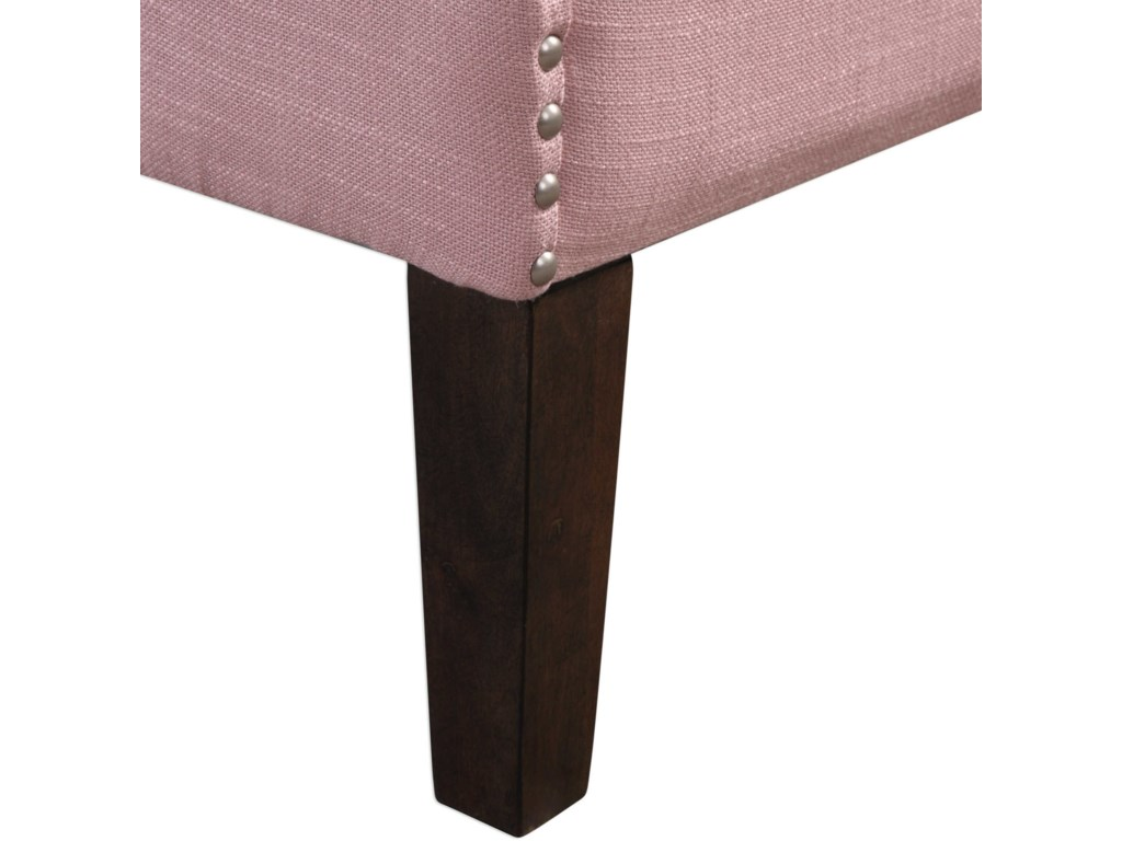 Uttermost Accent FurnitureArieat Pink Armchair