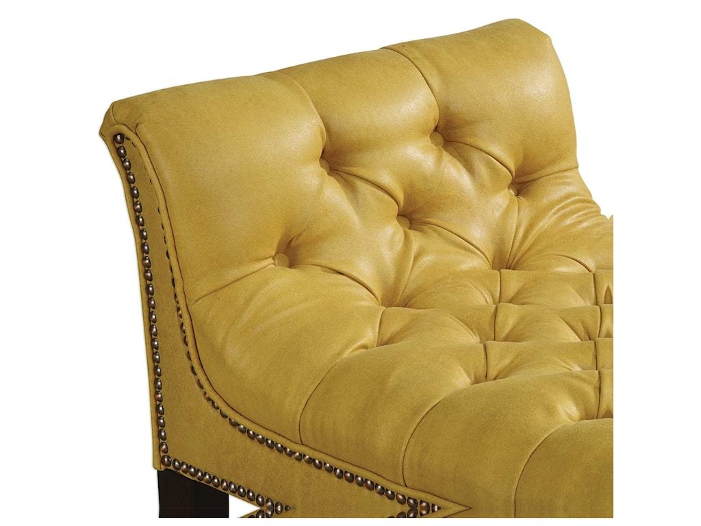 Uttermost Accent FurnitureHenning Mustard Bench