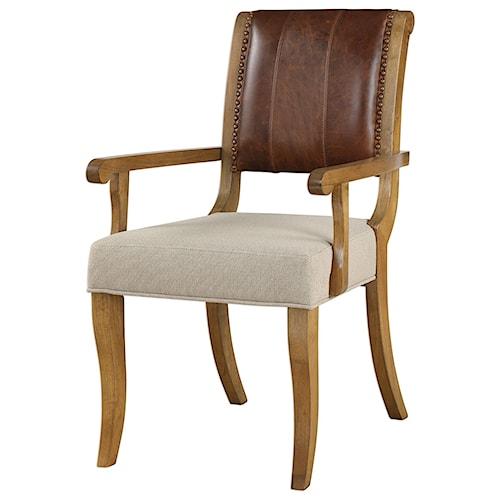 Uttermost Accent Furniture Carson Armchair