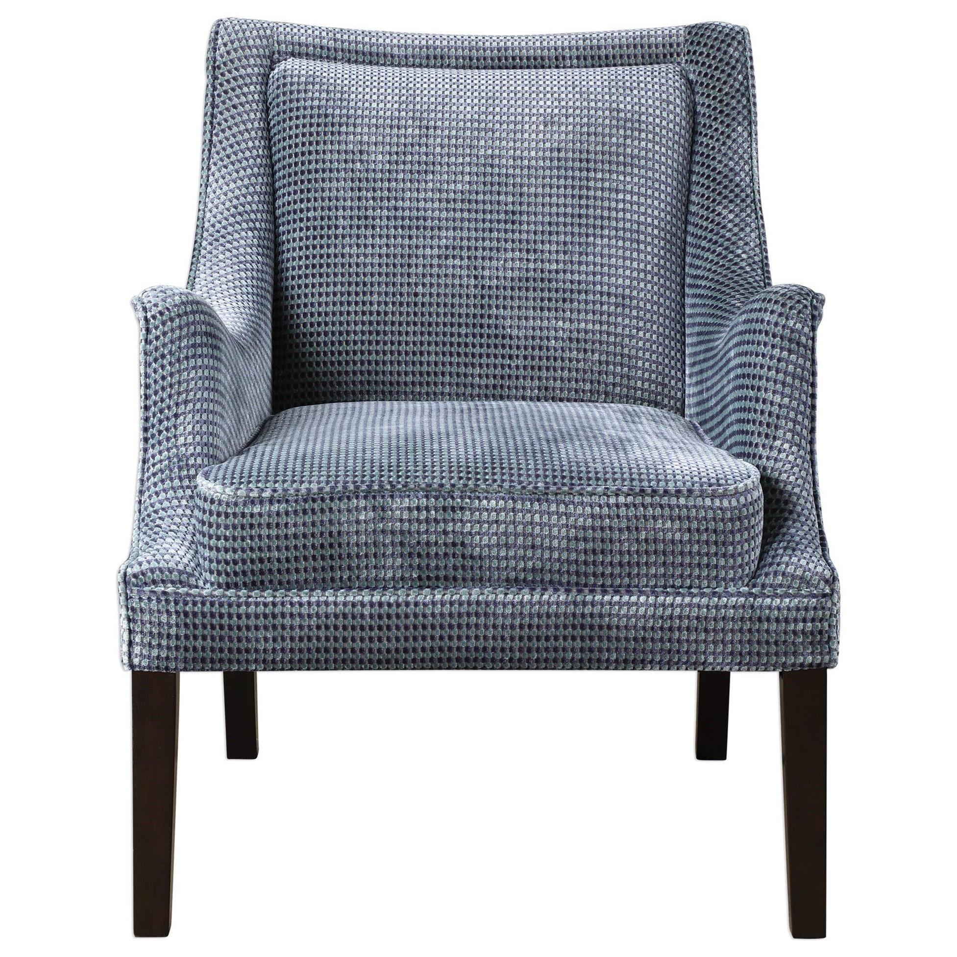 Uttermost Accent Furniture Luella Chenille Accent Chair
