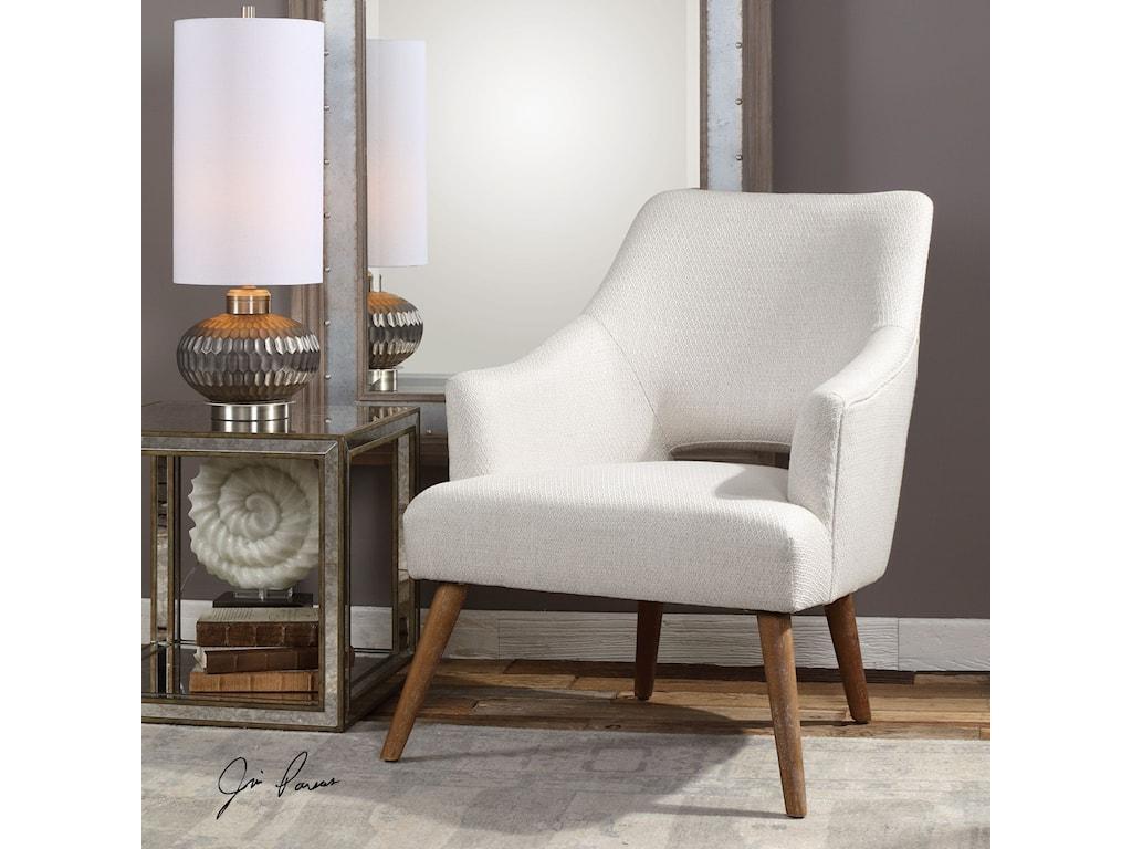 Uttermost Accent FurnitureDree Retro Accent Chair
