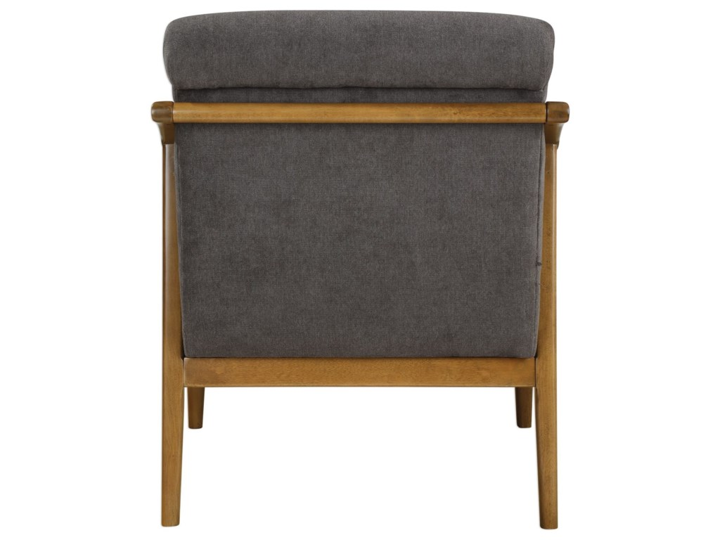 Uttermost Accent FurnitureDegory Fabric Accent Chair