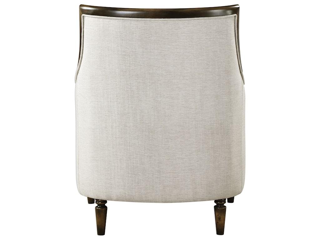 Uttermost Accent FurnitureBarraud Oatmeal Accent Chair