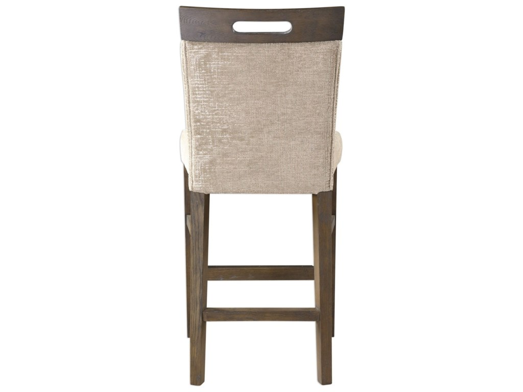 Uttermost Accent Furniture - StoolsChristelle Caramel Counter Stool