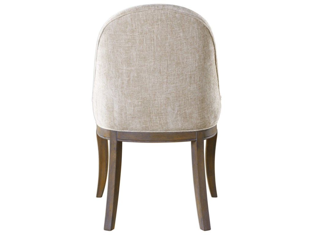 Uttermost Accent Furniture - Accent ChairsDariela Chenille Accent Chair