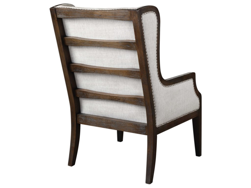 Uttermost Accent Furniture - Accent ChairsFlorent Armchair